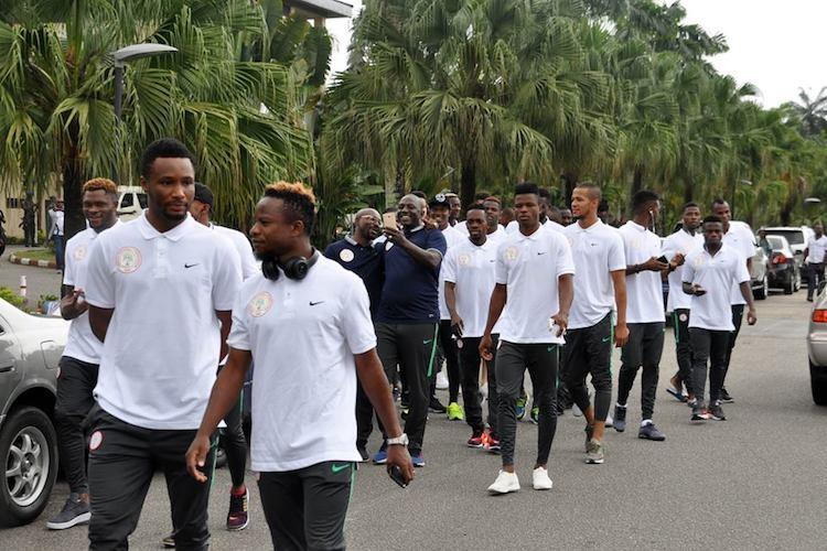 Profile Nigerias Super Eagles ready to fly and make a mark at World Cup