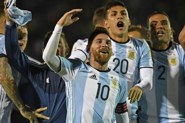 Argentina to play friendly against Haiti before heading to World Cup