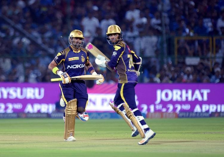 KKR edge closer to playoffs with 6-wicket win against Rajasthan Royals
