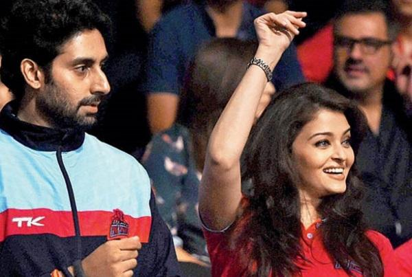 Did Aishwarya ever marry a tree Abhishek Bachchan says theyre still looking for it