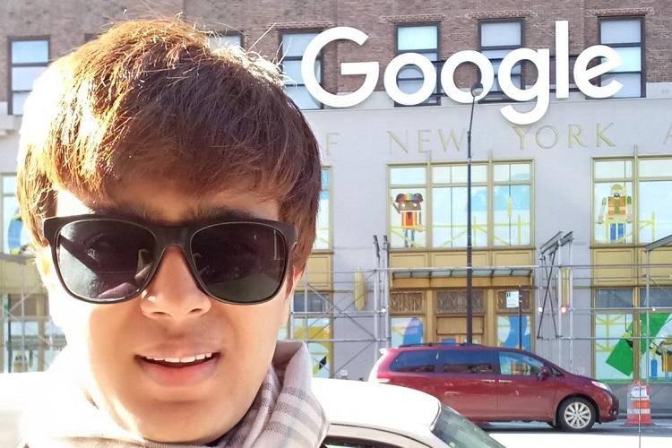 Meet Aditya Paliwal the Bengaluru student who bagged a Rs 12 cr package at Google