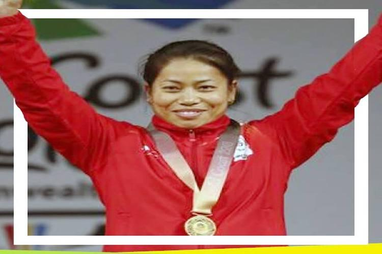Weightlifter Sanjita Chanu fails dope test suspended by IWF