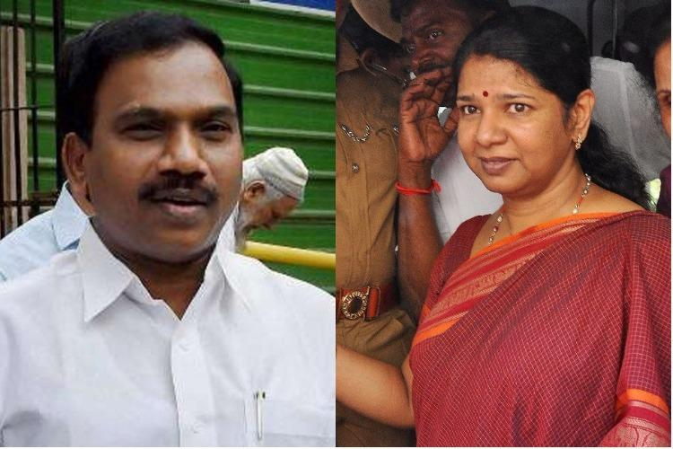 2G case Delhi HC issues notice to Raja Kanimozhi after CBI and ED appeal