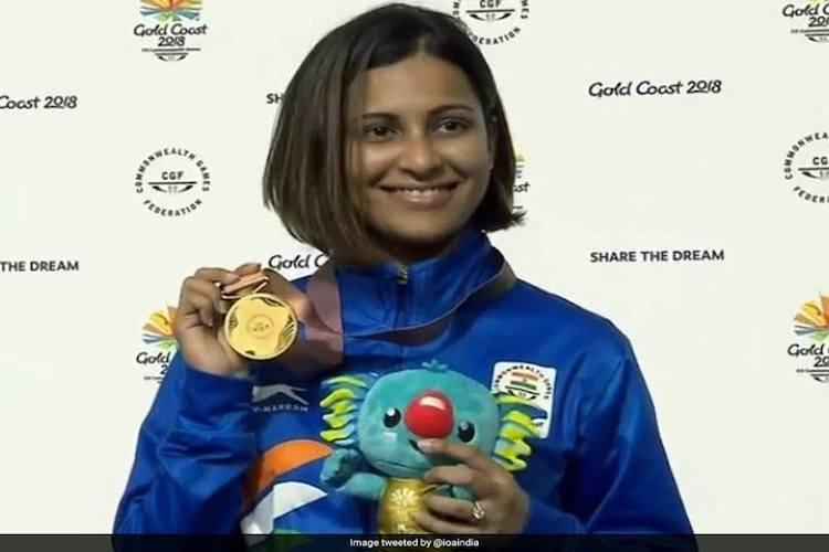 Heena Sidhu wins gold in 10-metre air pistol event at Hannover shooting meet