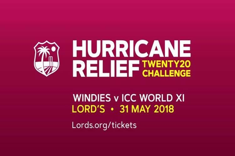 Preview ICC World XI set to face Windies in charity T20 tie at Lords