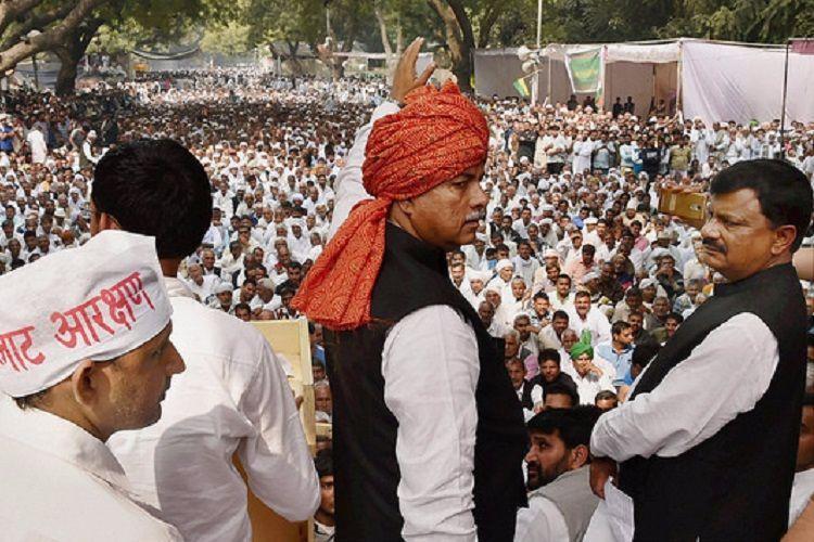 Jats rally at Jantar Mantar warn of Parliament siege
