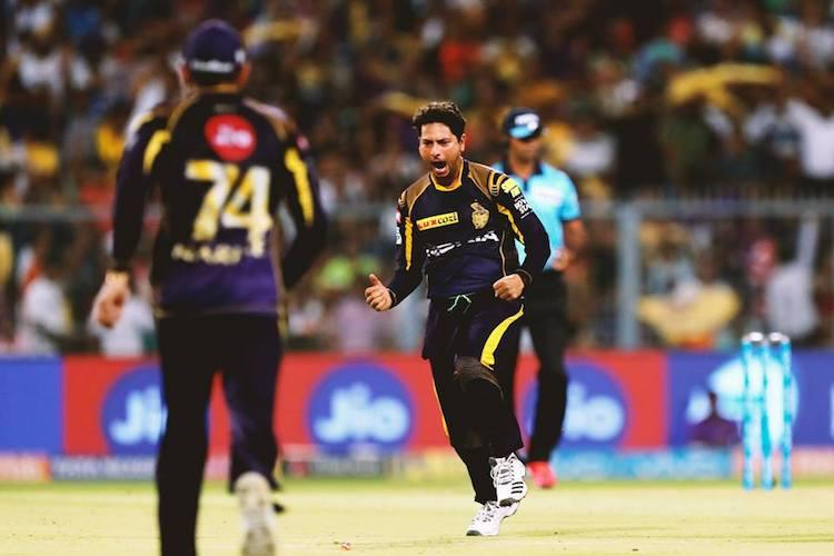 Kuldeep Yadav: 'Going back to basics helped'