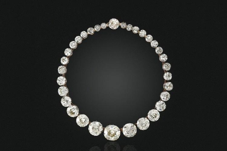 From Hyd Nizams sword to Golconda diamond Auction of Indian jewels totals 109mn