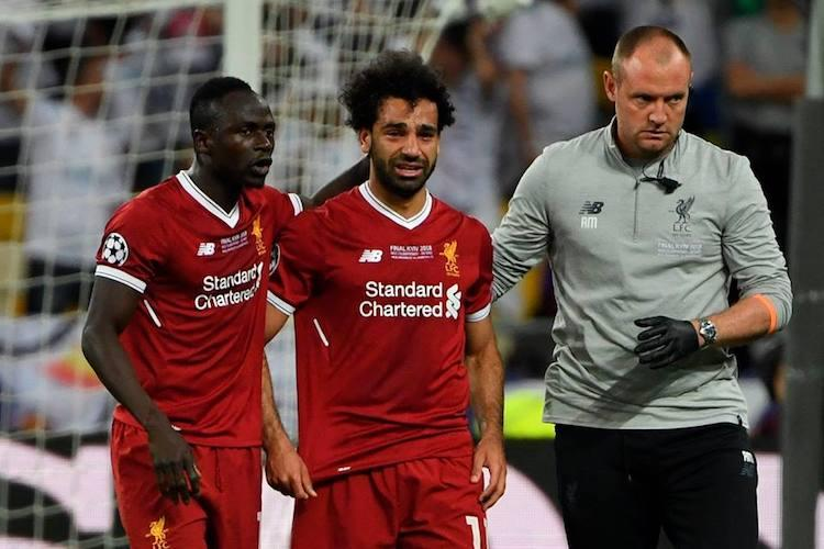 FIFA World Cup Egypts star player Mohamed Salah likely to be out for a month
