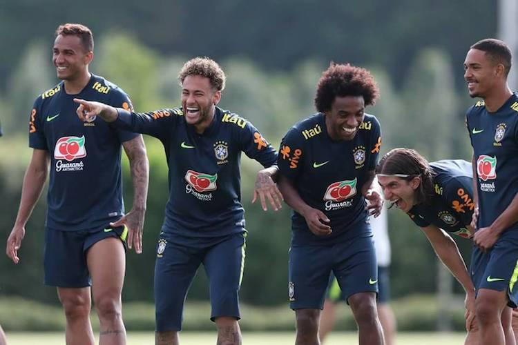 World Cup Tite revives Brazils beautiful game to make them strong contenders