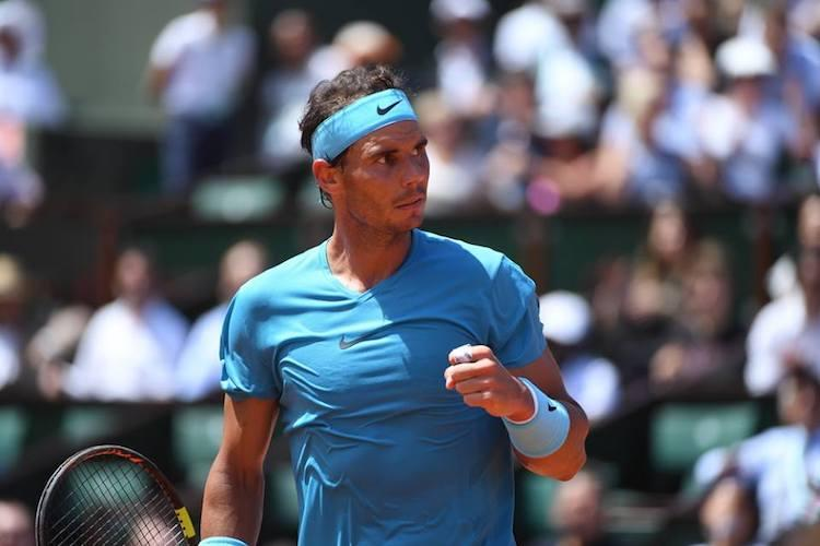 Nadal marches on to face Thiem in French Open final