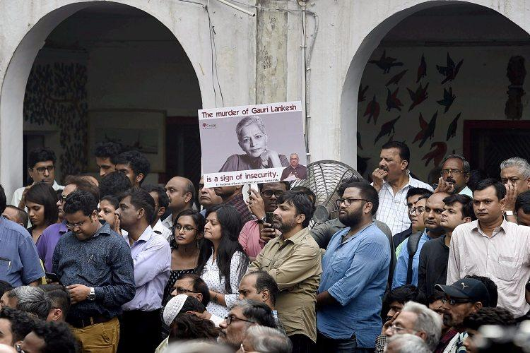Gauri Lankesh Why the Right and the Left need voices like hers more than they concede