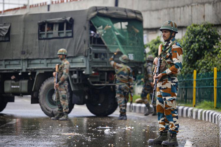 Jammu Kashmir Ladakh to be made Union territories What this means