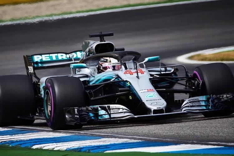 Lewis Hamilton vows no let-up ahead of US Grand Prix