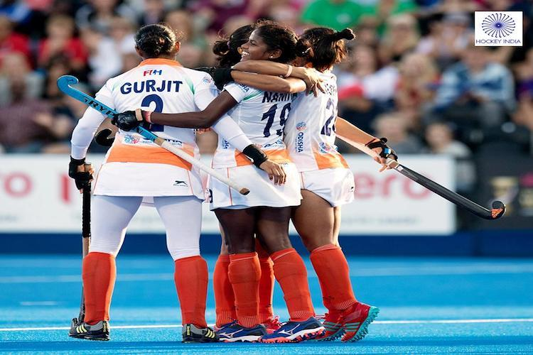 Womens Hockey WC India outclass Italy 3-0 to enter quarters