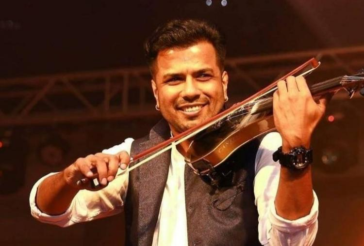Popular Indian violinist Balabhaskar injured in auto accident, daughter dies