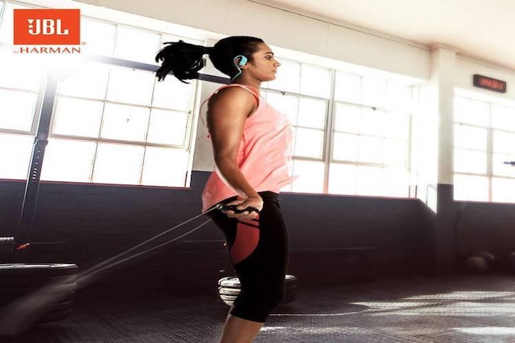 HARMAN ropes in PV Sindhu as brand ambassador for new range of sports earphones