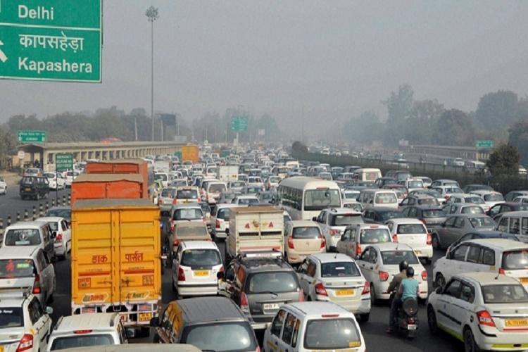 No improvement in Delhis air quality despite odd-even car restrictions