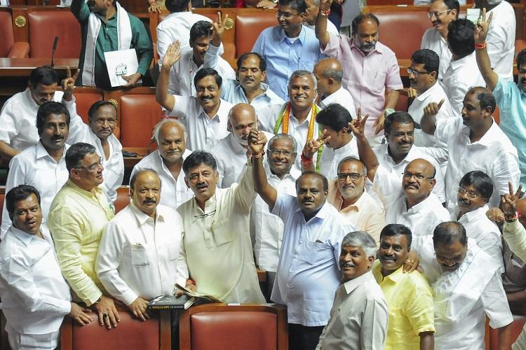 Karnataka election One part of the drama has ended the second has just begun
