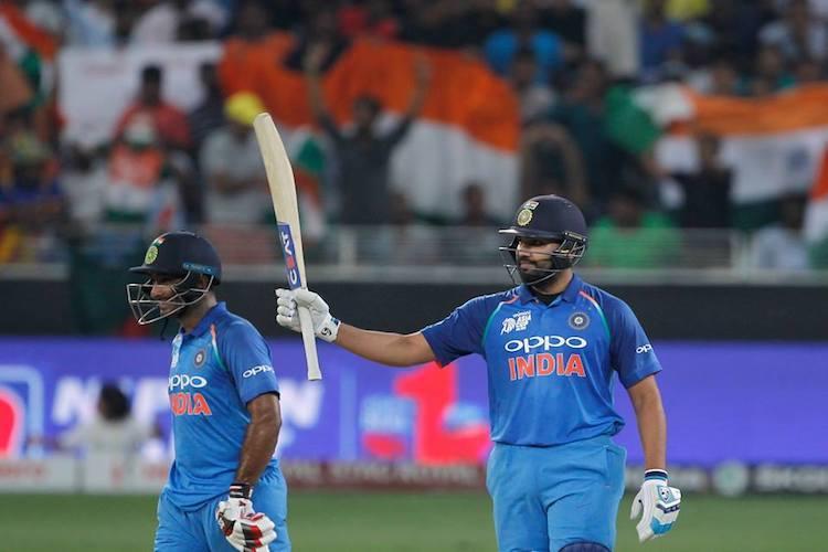Asia Cup Rohit Sharma Jadeja star in Indias 7-wicket win over Bangladesh