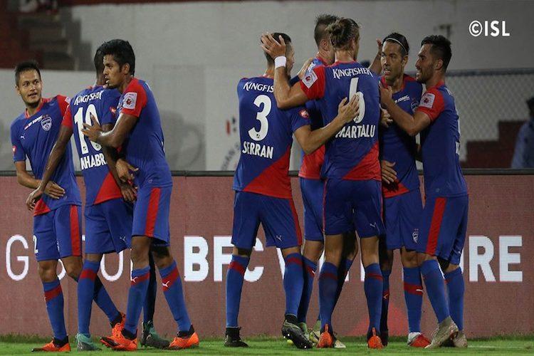 Bengaluru start ISL campaign with win over Chennaiyin FC