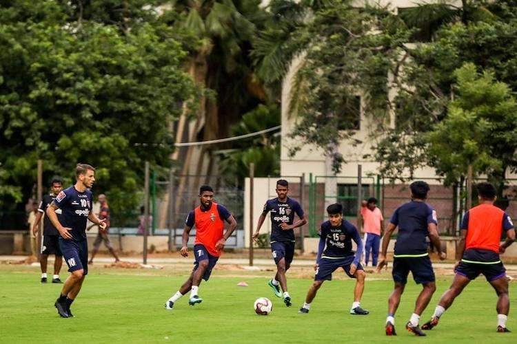 ISL-5 Chennaiyin wary of attack-minded FC Goa