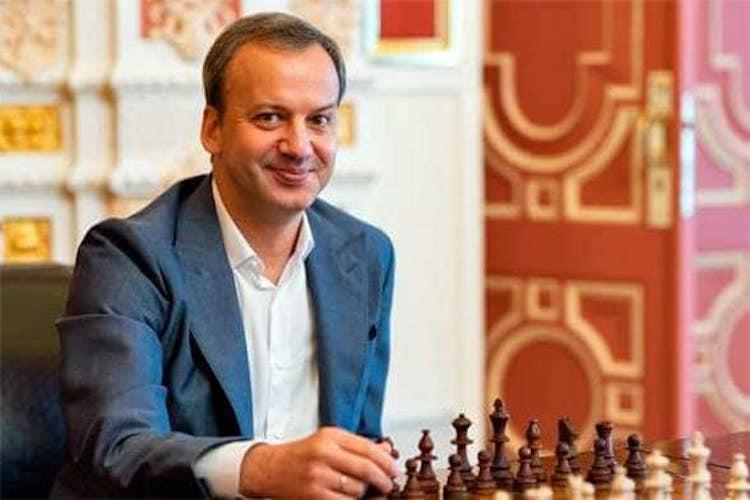 Former Deputy PM of Russia Arkady Dvorkovich elected as FIDE President