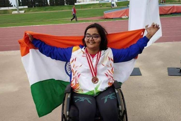 India get 3 more gold take medal tally to 28 at Para Asian Games