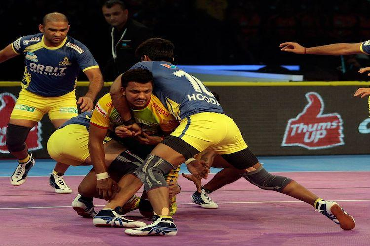 Pro Kabaddi Tamil Thalaivas stun defending champions Patna Pirates in lopsided contest