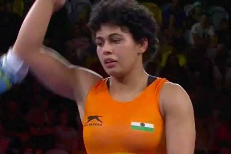 Pooja Dhanda wins bronze at World Wrestling Championships