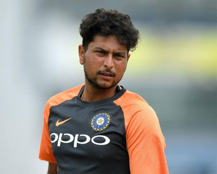 Kuldeep Yadav vaults to career-best No3 in ICC T20I bowlers chart