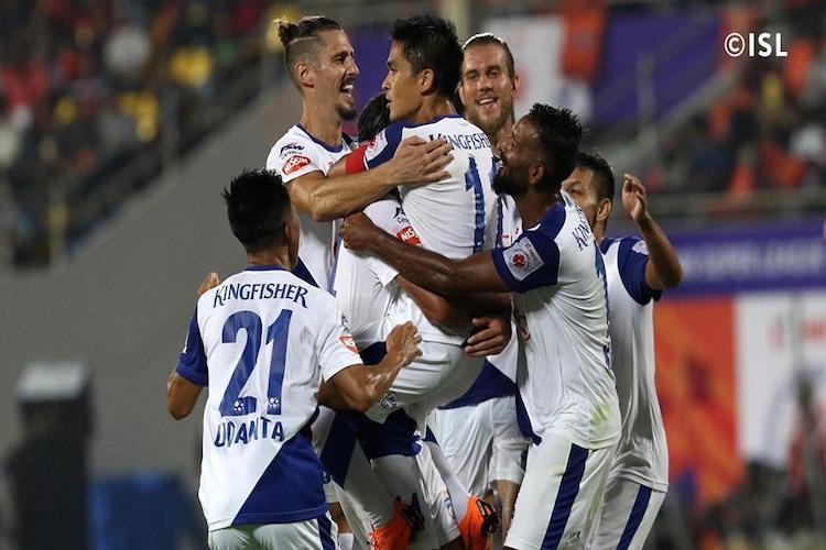 ISL Bengaluru register a dominant 3-0 win against Pune