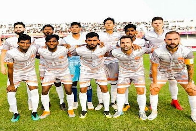 I-League Confident Chennai City to face Mohun Bagan