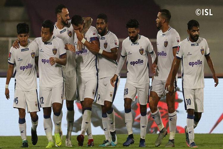 ISL Chennaiyin FC record first win of season beat Pune 4-2