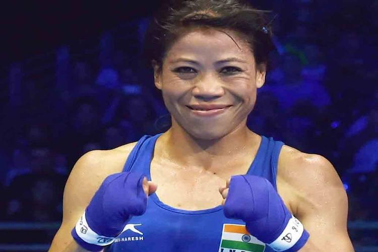 Mary Kom in quarters Sarita Devi out of womens boxing Worlds