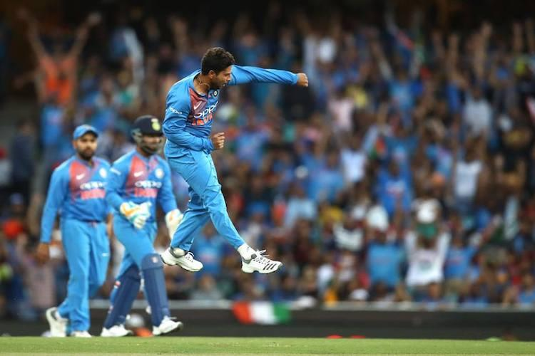 3rd T20I Kohli lauds bowlers for victory over Australia