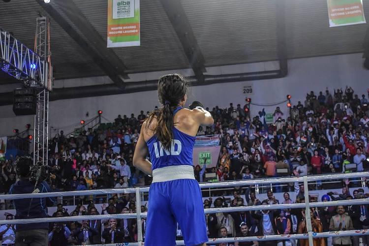 Mary Kom storms into Boxing Worlds final Lovlina bags bronze
