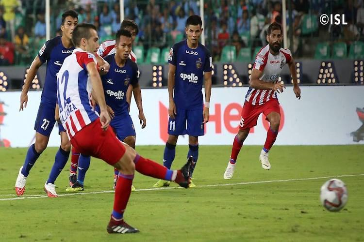 ATK beat Chennaiyin 3-2 in ISL tie