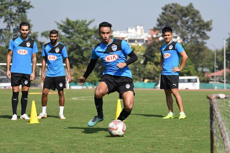 ISL North East aim to break Bengaluru dominance in top of table clash