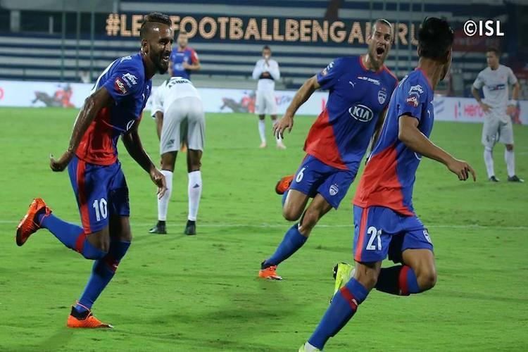 ISL Bhekes late strike hands Bengaluru sixth straight win