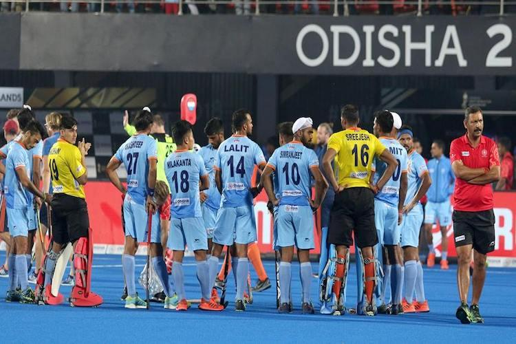 India crash out of hockey World Cup after heartbreaking loss to Netherlands