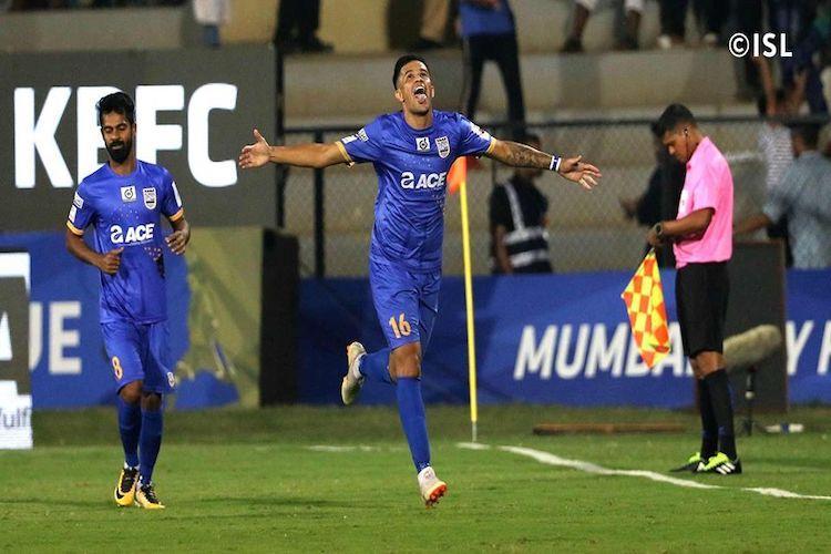 ISL Mumbai FC demolish Kerala Blasters 6-1
