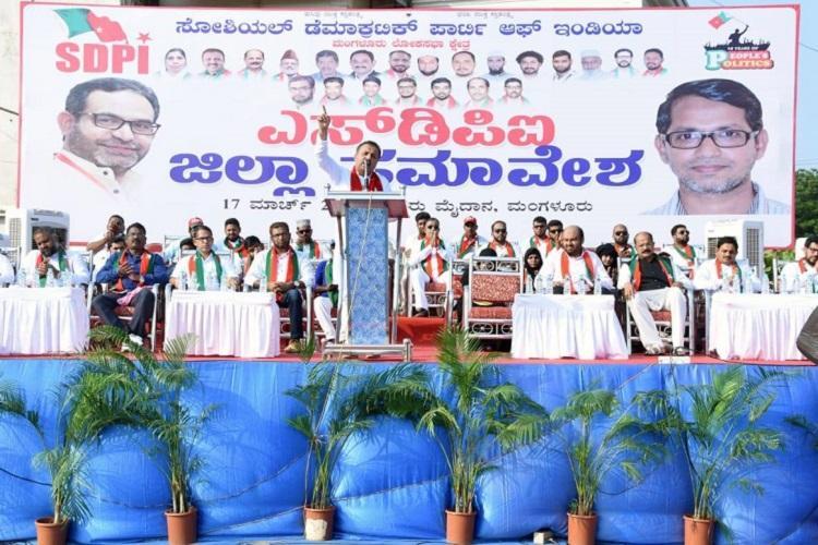 Lok Sabha 2019 Will SDPI end up helping rivals BJP in Dakshin Kannada
