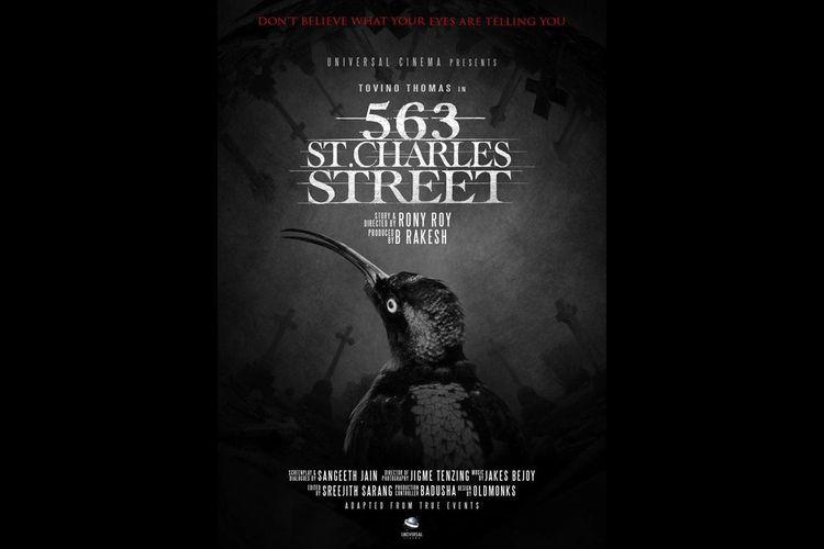 Tovino to act in horror film 563 St Charles Street