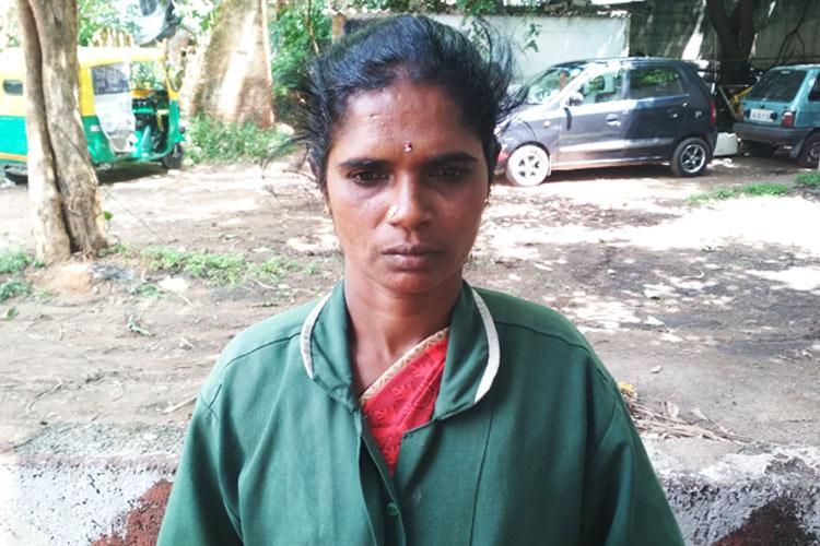 Uma has been cleaning Bengaluru for 24 yrs she hasnt been paid a rupee for 6 months