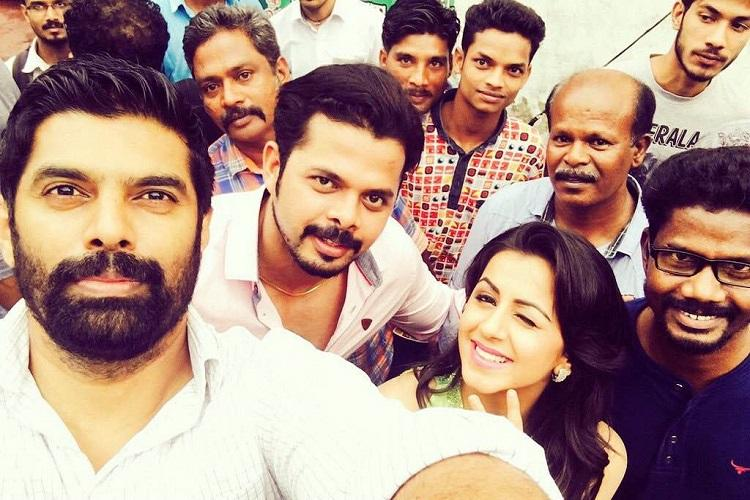 Cricketer-turned-actor Sreesanth excited about his Tollywood debut