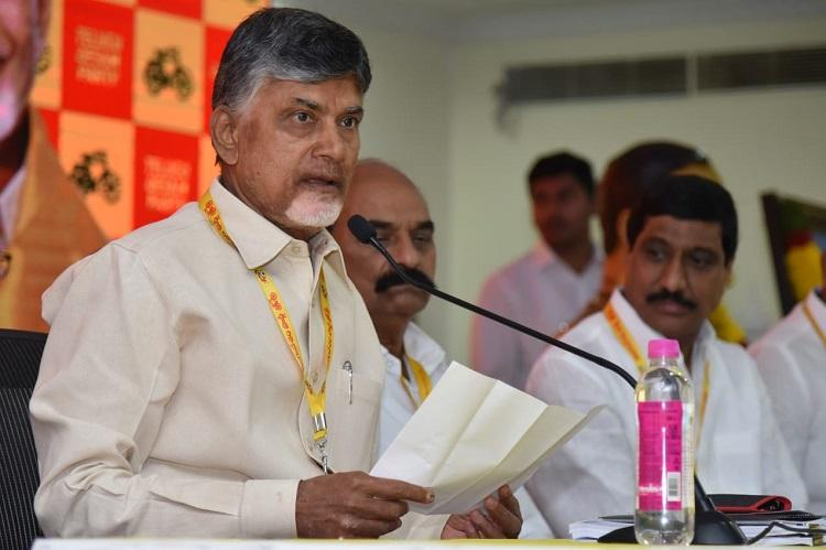 TDP slams EC over repoll at 5 booths under Chandragiri Assembly constituency