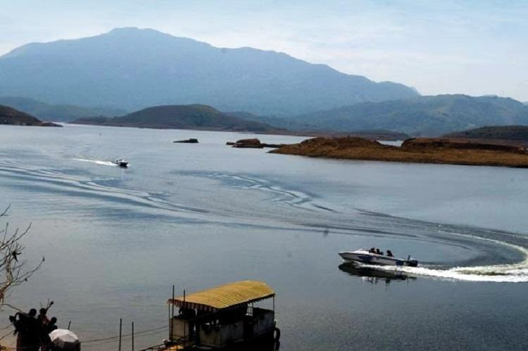 Three days since four men drowned in Banasura dam bodies yet to be recovered