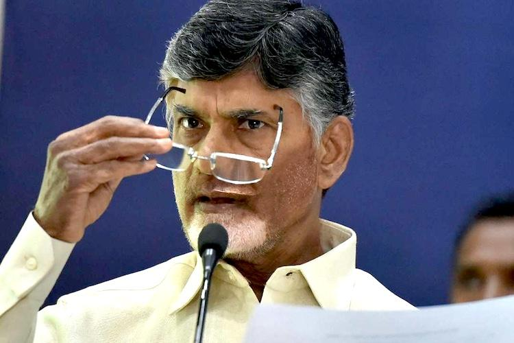 Backing Congress in RS deputy chairman polls Naidu pursuing politics of convenience