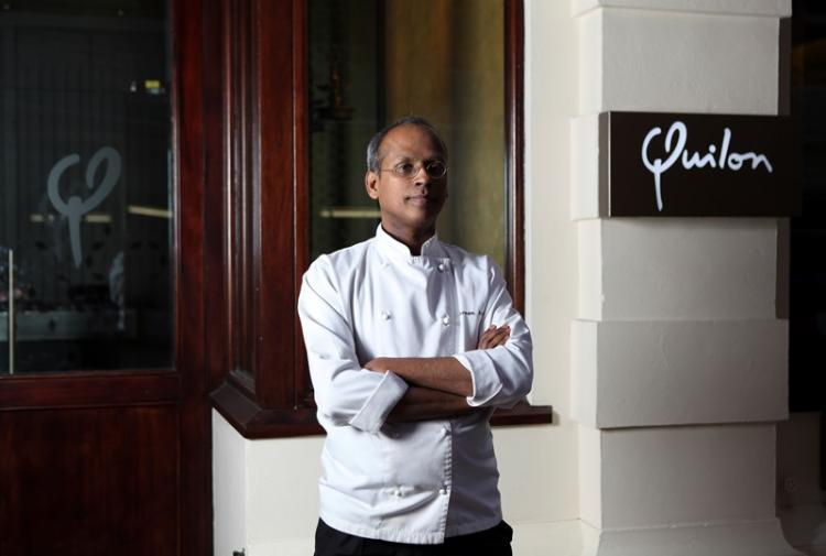 Chef Sriram Aylur Bringing aromas of Indian West Coast in London with a Michelin star